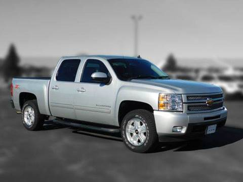 Used Chevrolet Trucks For Sale Spearfish Sd