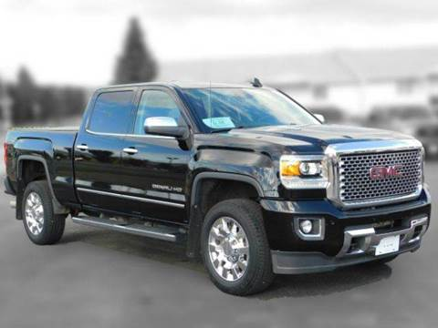Johnson Auto Plaza Brighton Co >> 2015 GMC Sierra 2500HD For Sale - Carsforsale.com