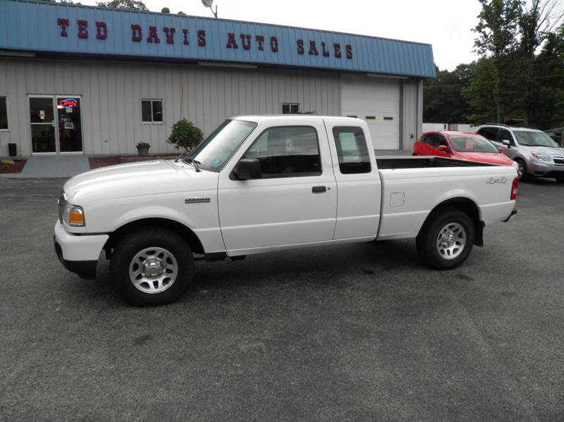 2011 Ford Ranger 4x4 XLT 4dr SuperCab - Riverton WV