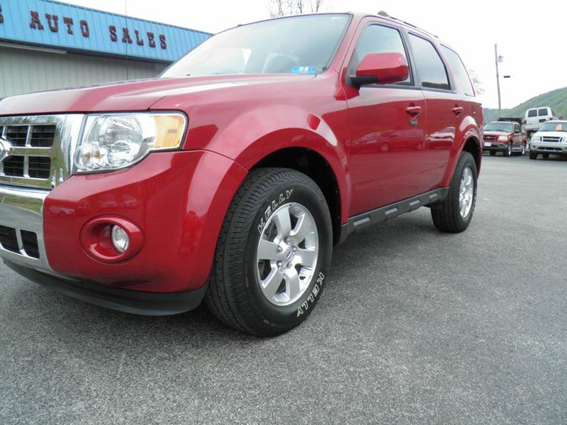 2011 Ford Escape AWD Limited 4dr SUV - Riverton WV