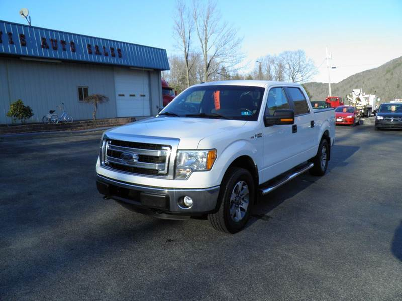 2014 Ford F-150 4x4 XLT 4dr SuperCrew Styleside 5.5 ft. SB - Riverton WV
