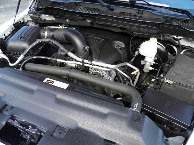 2013 RAM Ram Pickup 1500 Sport 4x4 4dr Quad Cab 6.3 ft. SB Pickup - Riverton WV
