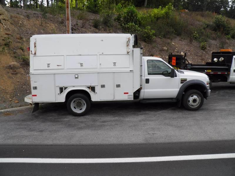 2008 Ford F-550 XL PKG - Riverton WV