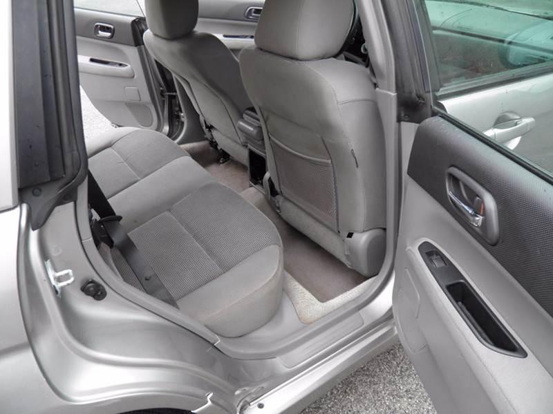 2006 Subaru Forester AWD 2.5 X Premium Package 4dr Wagon 5M - Riverton WV
