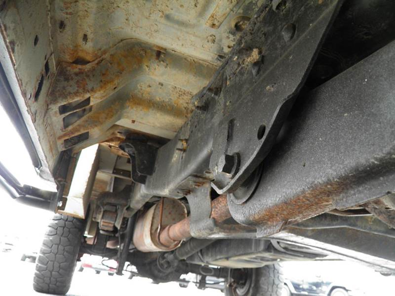 2008 Ford F-350 Super Duty XL 2dr Regular Cab 4x4 LB - Riverton WV