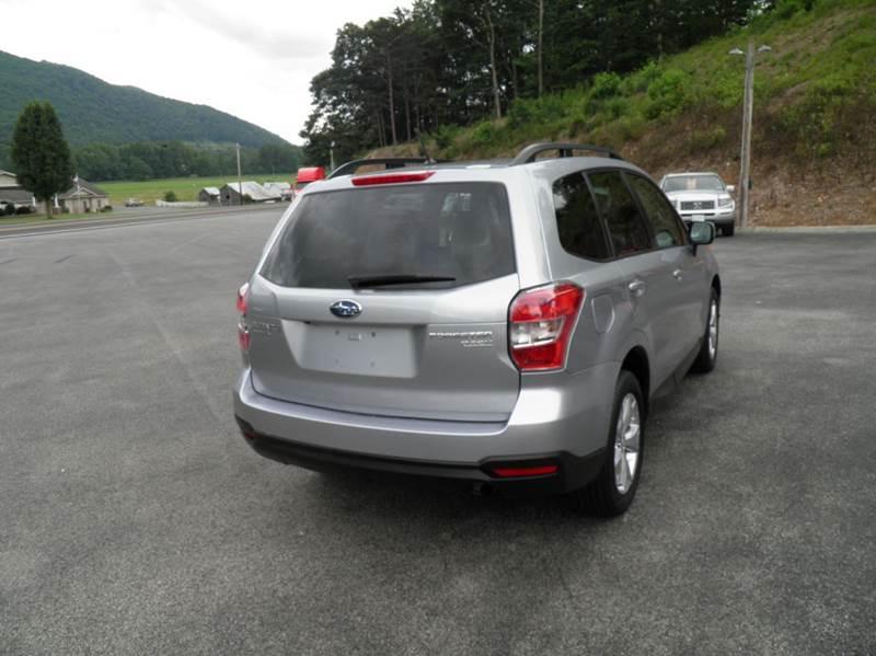 2014 Subaru Forester AWD 2.5i Premium 4dr Wagon CVT - Riverton WV
