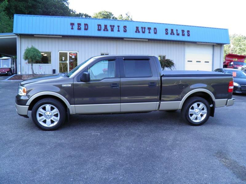2007 Ford F-150 Lariat 4dr SuperCrew Styleside 6.5 ft. SB - Riverton WV