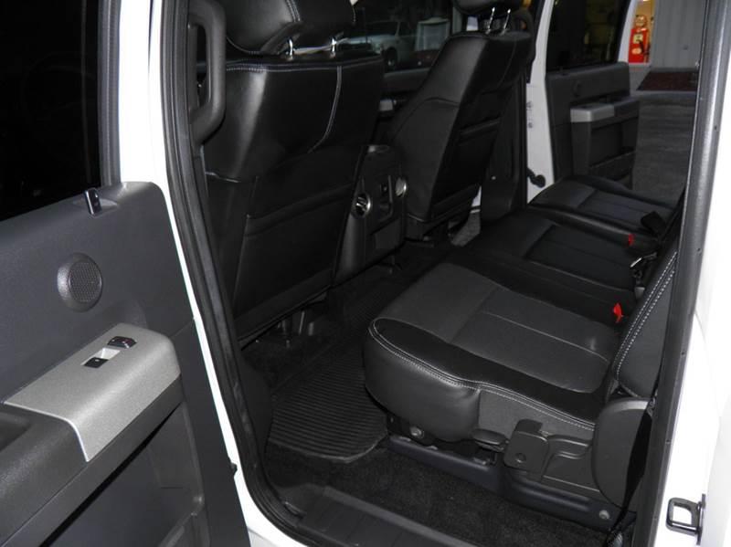 2016 Ford F-250 Super Duty 4x2 Lariat 4dr Crew Cab 8 ft. LB Pickup - Riverton WV