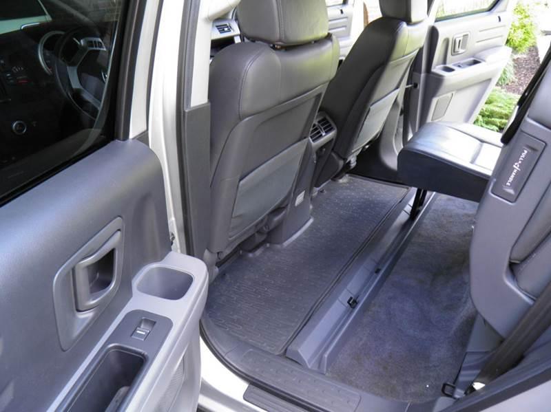 2007 Honda Ridgeline AWD RTL 4dr Crew Cab - Riverton WV