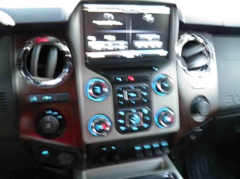 2015 Ford F-250 Super Duty 4x4 Lariat 4dr Crew Cab 6.8 ft. SB Pickup - Riverton WV