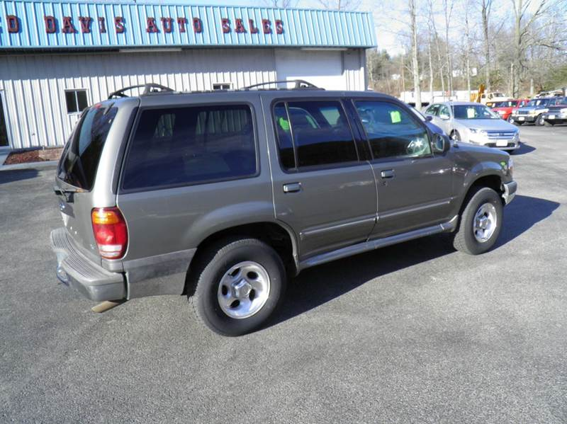 2000 ford explorer xlt 4dr 4wd suv in riverton wv ted davis auto sales. Cars Review. Best American Auto & Cars Review