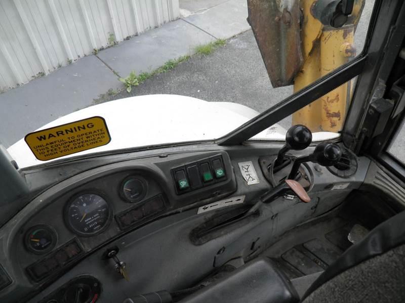 1998 Ford 655 E BACKHOE  - Riverton WV