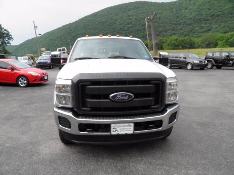 2015 Ford F-250 Super Duty 4x4 XL 4dr SuperCab 6.8 ft. SB Pickup - Riverton WV