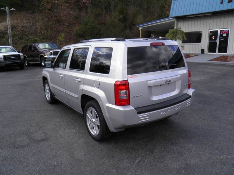 2010 Jeep Patriot 4x4 Limited 4dr SUV - Riverton WV