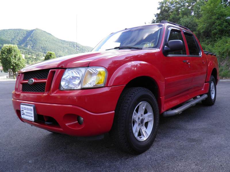 2005 ford explorer sport trac 4dr xlt 4wd crew cab sb in riverton wv ted da. Cars Review. Best American Auto & Cars Review