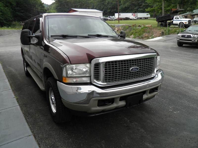 2000 Ford Excursion 4dr Limited 4WD SUV - Riverton WV