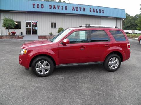2011 Ford Escape for sale in Riverton, WV