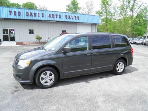 2012 Dodge Grand Caravan for sale in Riverton, WV