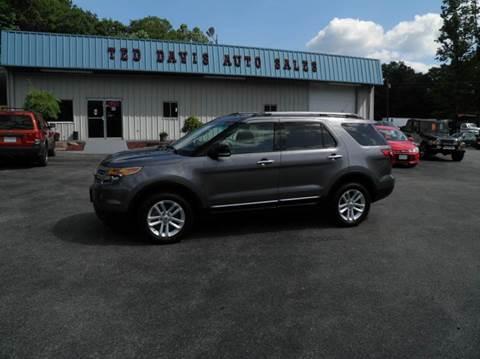 2014 Ford Explorer for sale in Riverton, WV