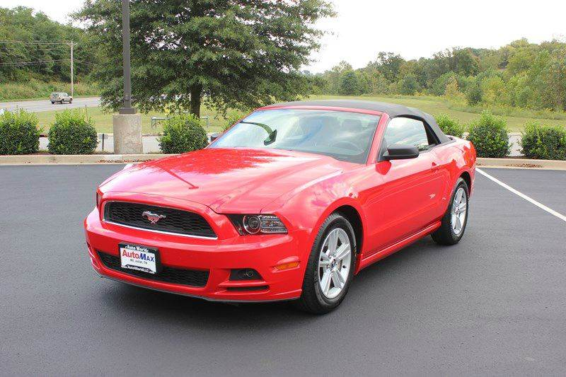 2014 Ford Mustang