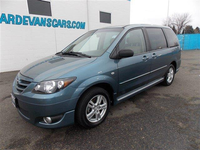 used 2004 mazda mpv for sale. Black Bedroom Furniture Sets. Home Design Ideas