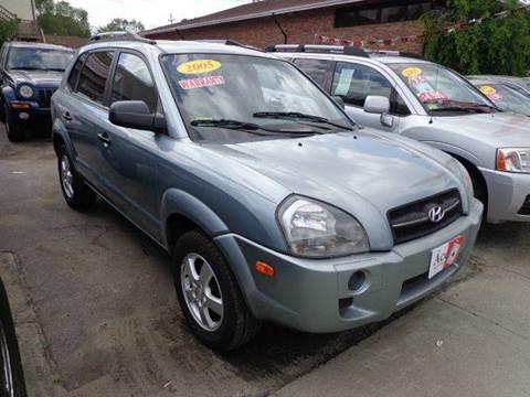 2005 Hyundai Tucson for sale in Johnston, RI