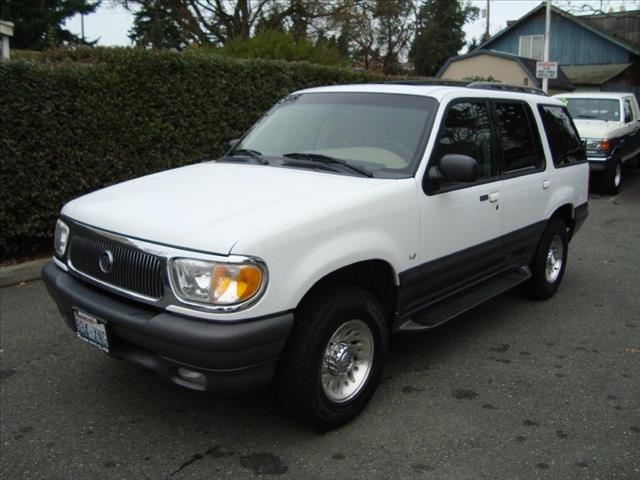 Berglund Used Cars >> Used 2001 Mercury Mountaineer for sale - Carsforsale.com