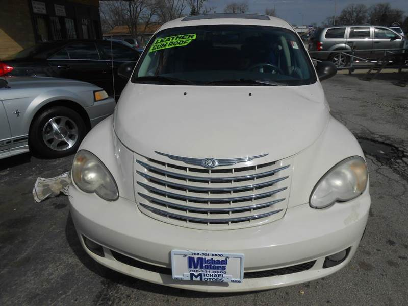 2008 Chrysler PT Cruiser Limited 4dr Wagon - Harvey IL