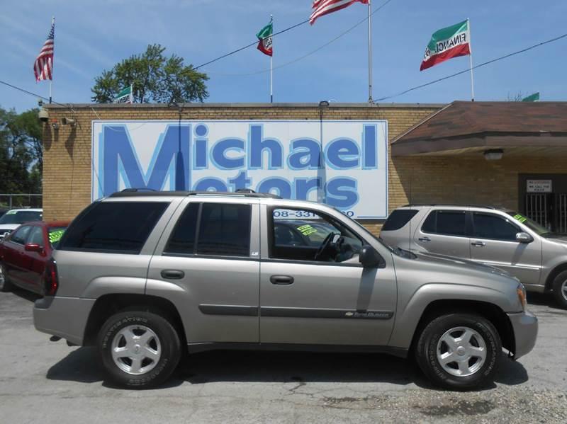 2003 Chevrolet TrailBlazer LS 4WD 4dr SUV - Harvey IL