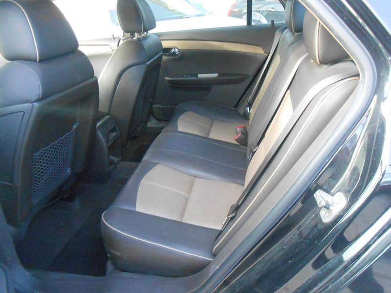 2009 Chevrolet Malibu LTZ 4dr Sedan w/HFV6 Engine Package - Harvey IL