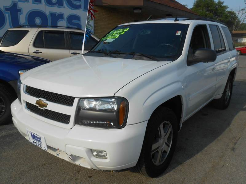 2007 Chevrolet TrailBlazer LT 4dr SUV 4WD - Harvey IL