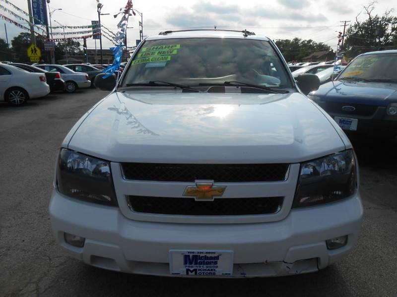 2007 Chevrolet TrailBlazer LT 4dr SUV 4WD - Harvey IL