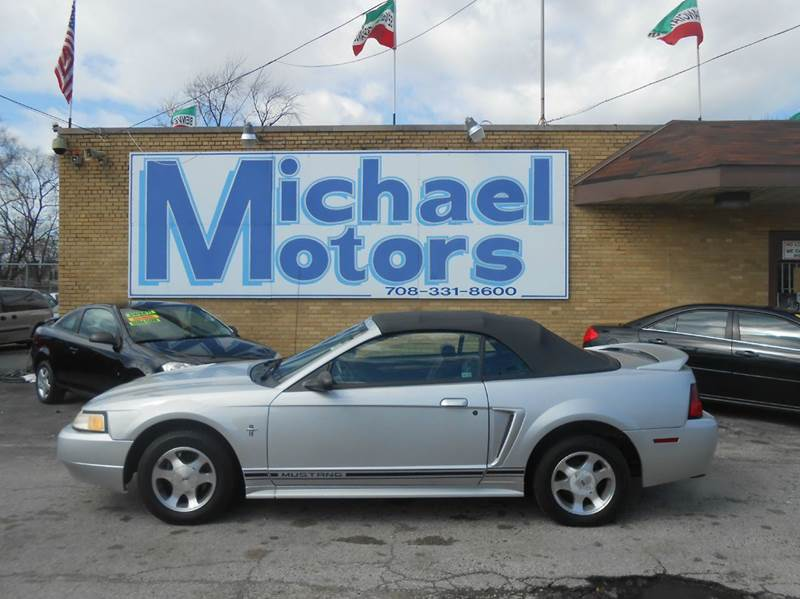 2000 Ford Mustang 2dr Convertible - Harvey IL