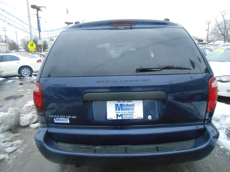 2006 Dodge Grand Caravan SE 4dr Ext Minivan - Harvey IL