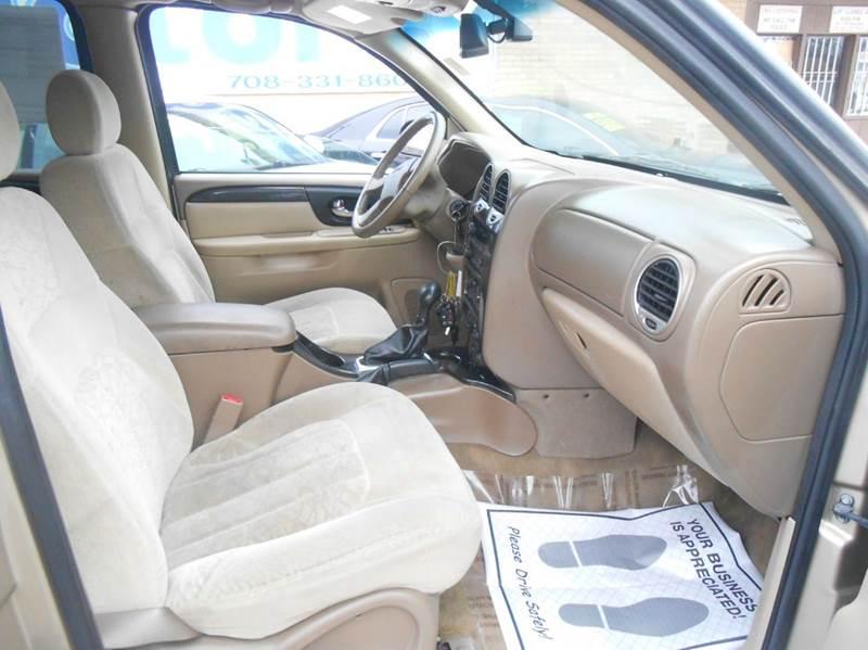 2004 GMC Envoy SLE 4WD 4dr SUV - Harvey IL