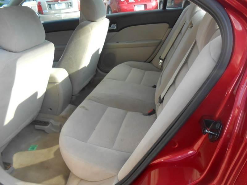 2006 Ford Fusion I4 S 4dr Sedan - Harvey IL