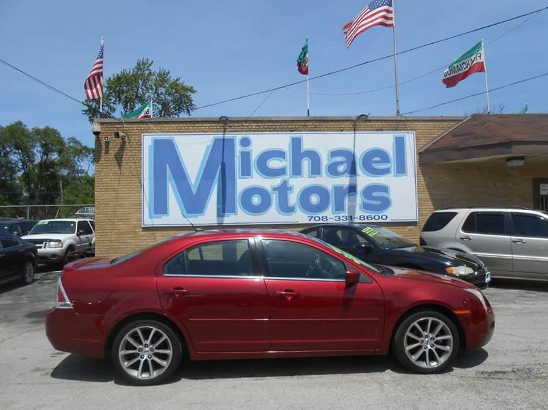2009 Ford Fusion SEL 4dr Sedan - Harvey IL