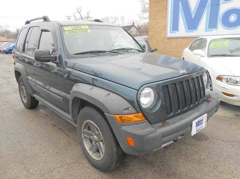 2005 Jeep Liberty Renegade 4WD 4dr SUV - Harvey IL