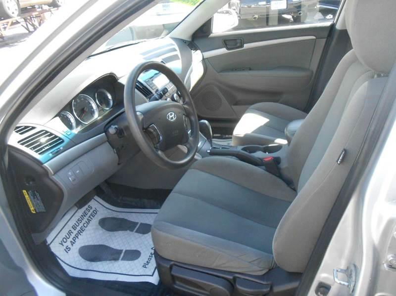 2009 Hyundai Sonata GLS 4dr Sedan - Harvey IL