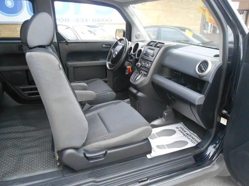 2004 Honda Element AWD EX 4dr SUV w/Side Airbags - Harvey IL