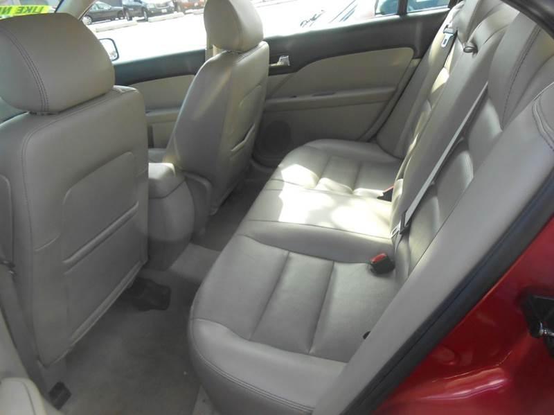 2007 Ford Fusion V6 SEL 4dr Sedan - Harvey IL