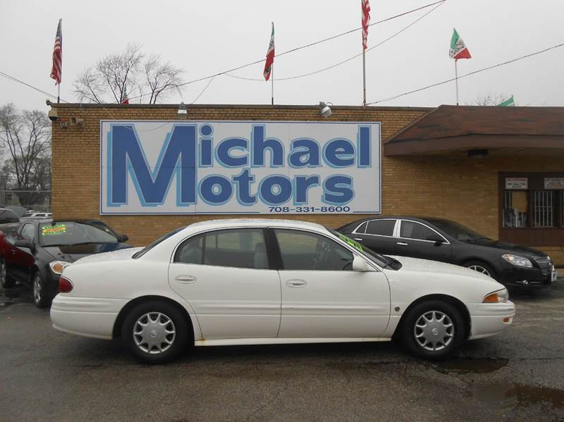 2004 Buick LeSabre Custom 4dr Sedan - Harvey IL