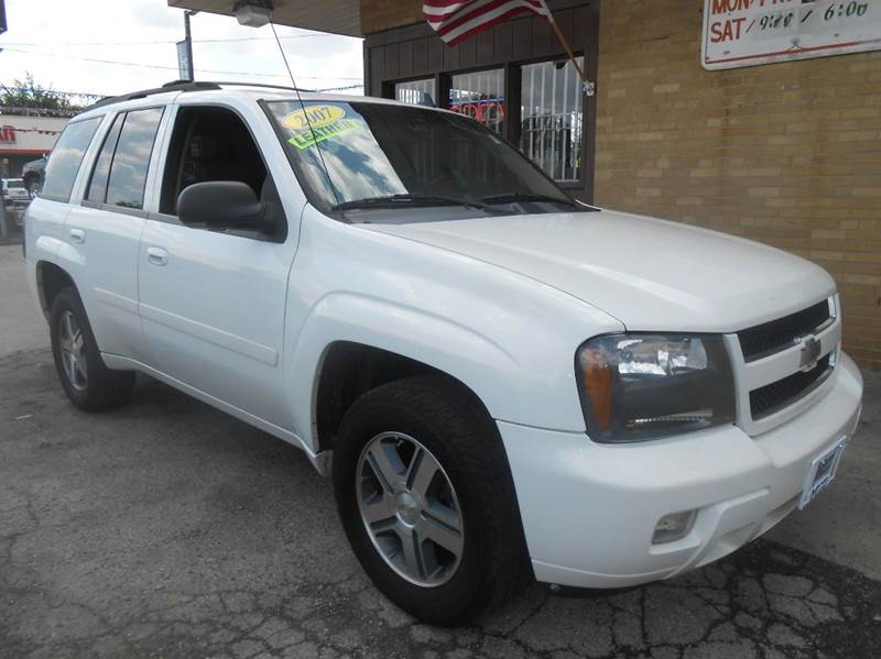 2007 Chevrolet Trailblazer Ls 4dr Suv 4wd In Harvey Il Michael Motors