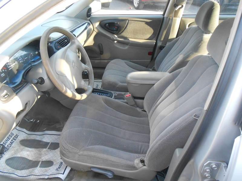 2001 Chevrolet Malibu 4dr Sedan - Harvey IL