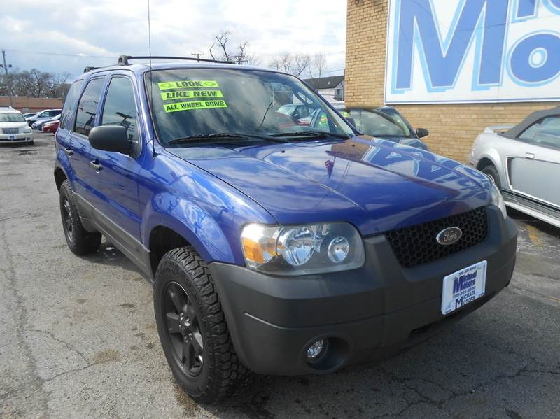 2006 Ford Escape AWD XLT 4dr SUV w/3.0L - Harvey IL