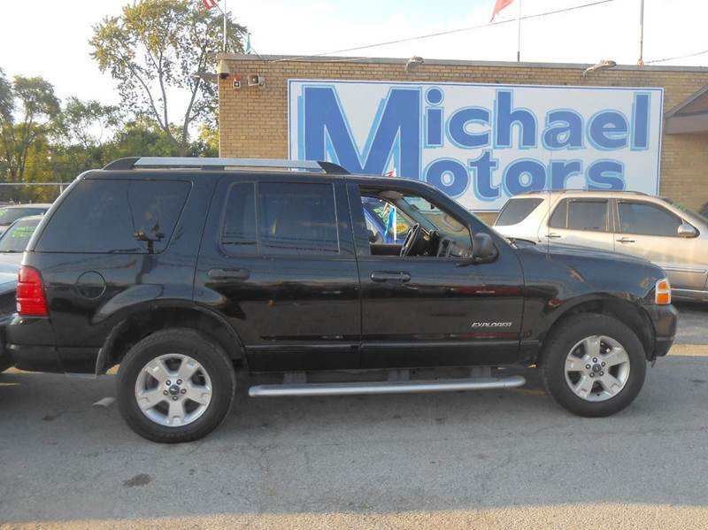2005 Ford Explorer 4dr XLT 4WD SUV - Harvey IL