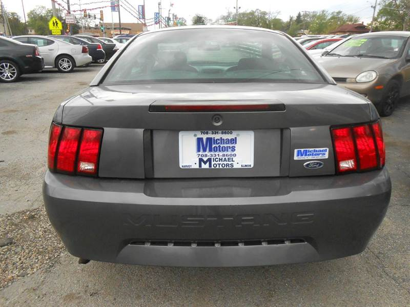 2003 Ford Mustang 2dr Coupe - Harvey IL