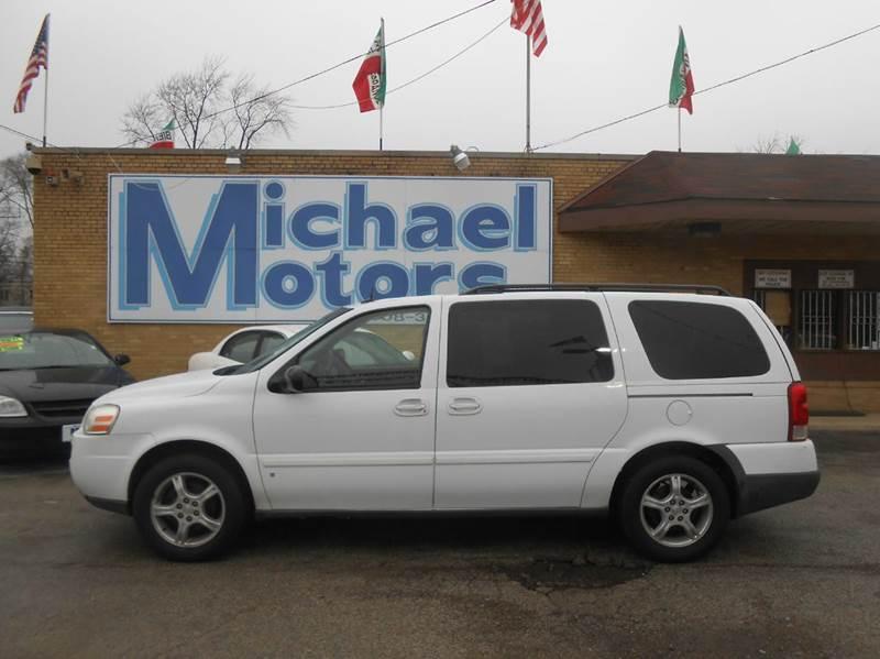 2006 Chevrolet Uplander LT 4dr Extended Mini-Van w/1LT - Harvey IL
