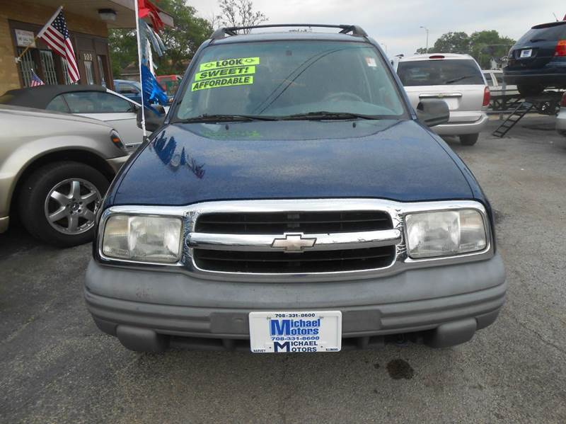 2003 Chevrolet Tracker 4WD 4dr SUV - Harvey IL