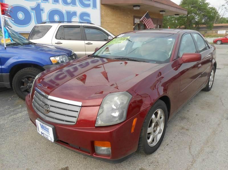 2003 Cadillac CTS 4dr Sedan - Harvey IL